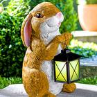 Lapin à lanterne