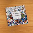 Livre de coloriage Pays magique