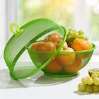 Corbeille à fruits, vert