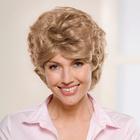 Perruque, blond moyen