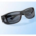 Sur-lunettes de soleil, noir