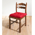 Coussin confort, rouge