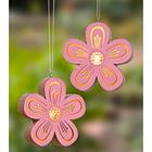 Suspension à LED Fleur