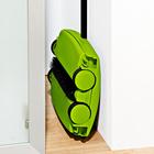 Balai mécanique, vert