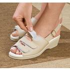Sandales, beige
