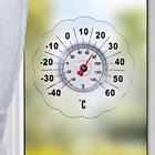 Thermomètre Fleur