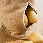 Sac en jute Pommes de terre