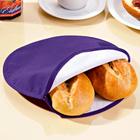 Pochette thermique pour micro-ondes, violet