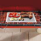 Plaque pour barbecue