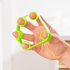 Exerciseur de doigts doux, vert