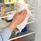 Lot de 20 lingettes pour réfrigérateur