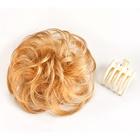 Bandeau de cheveux avec clip, blond