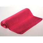 Drap de bain en microfibre, vieux rose