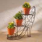 """Support pour plantes """"Escarpin"""""""