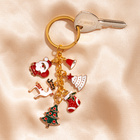 Porte-clés Noël
