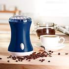 Moulin à café électrique, bleu