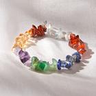Bracelet en agates