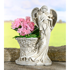 Pot de fleurs Ange