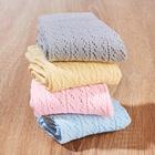Chaussettes motif ajouré, 4 paires