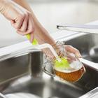 Brosse à vaisselle en silicone
