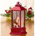 Lanterne LED, rouge