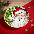 Assiette Père Noël