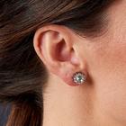 Boucles d'oreilles aimantées 2 en 1