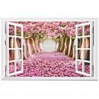 Sticker mural Fleurs de cerisier