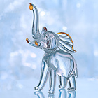 Éléphant en Verre