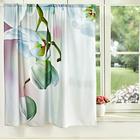 Rideaux Orchidées 140x140cm
