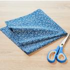 Tissu en pur coton