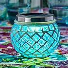 Lampe de table mosaïque