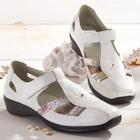 Sandales, blanc