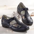 Sandales, bleu