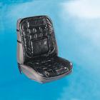 Coussin d'assise en cuir