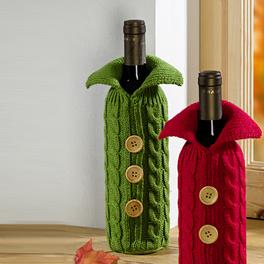 usse bouteille, vert